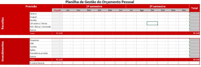 Downloads – Planilha do Excel para fazer seu controle de contabilidade Pessoal 2013