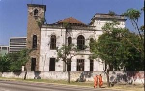 MUSEU DO INDIO ABANDONADO